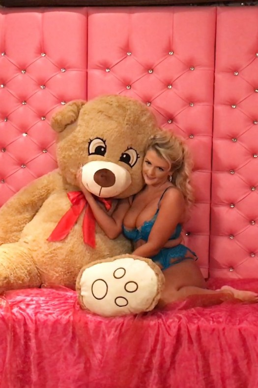 Ted In Bed With Lyc BTS